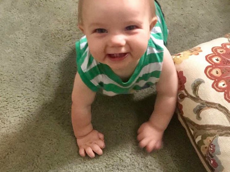 Getting Your Baby to Crawl
