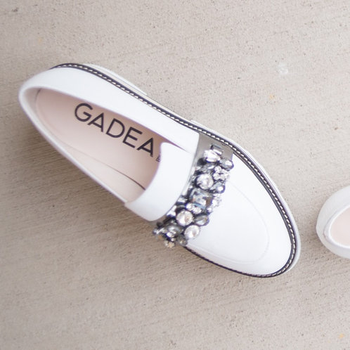 Gadea Bejeweled Loafers