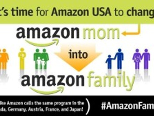 Why Amazon Family Matters