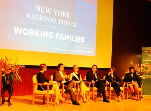 The NYC White House Summit on Working Families- A Photo Gallery