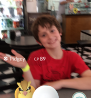 Pokemon Go is Fun for Dads and Kids