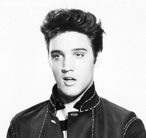 Thank you, Elvis, For Helping Me Raise My Son