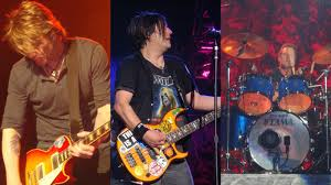 The Goo Goo Dolls, before they parted ways (creative commons/Wikimedia)