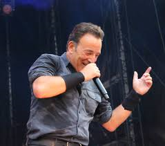 Springsteen can throw that speedball by ya, and teach us some lessons on work-life integration (photo: used under Creative Commons license)