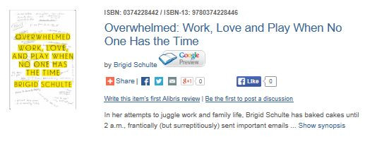 """""""Overwhelmed"""" by Brigid Schulte expertly examines our hurried and conflicted lives and provides hard-won advice for us all"""