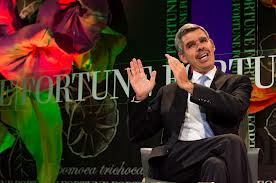 Another CEO Chooses Fatherhood: PIMCO's Mohamed El-Erian