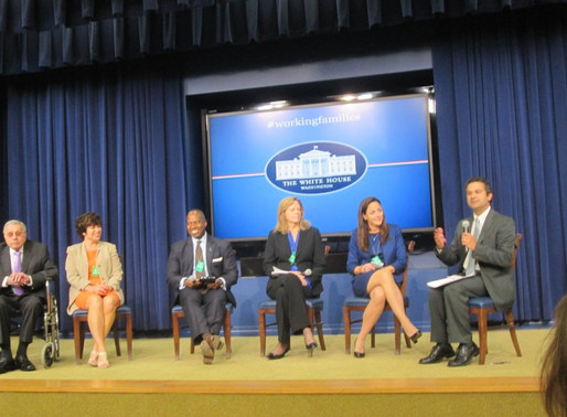 White House Working Fathers Summit: A Photo Essay