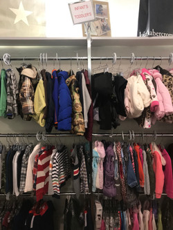 Infant and Toddlers Clothing