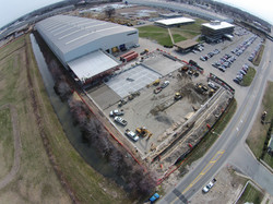 Canopy Site - Looking East - 3.25.2015