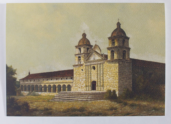 Deakin Notecard - Santa Barbara, view 1