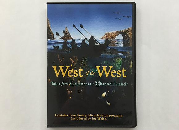 West of the West DVD