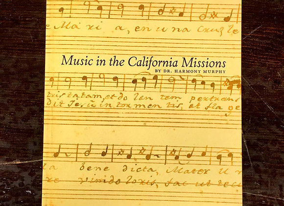Music in the California Missions