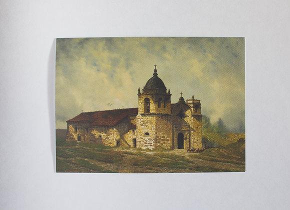 Deakin Notecard - Carmel