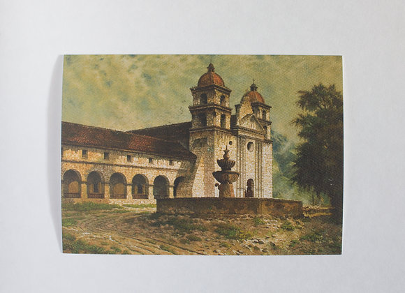 Deakin Notecard - Santa Barbara, view 2