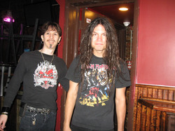 MarkyZ & Nigel