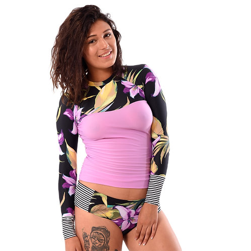 Yaku Lila - Rashguard and bottom