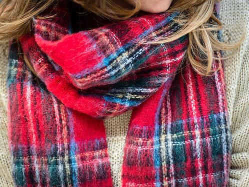 100%羊驼绒围巾(2)
