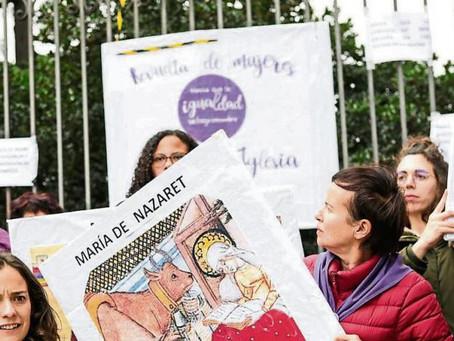 La Vanguardia. Los Caminos de Maria 2.0