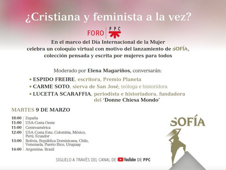 ¿Cristiana y feminista a la vez?
