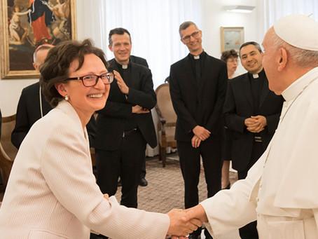El Papa nomena Núria Calduch primera secretària de la Pontífica Comissió Bíblica