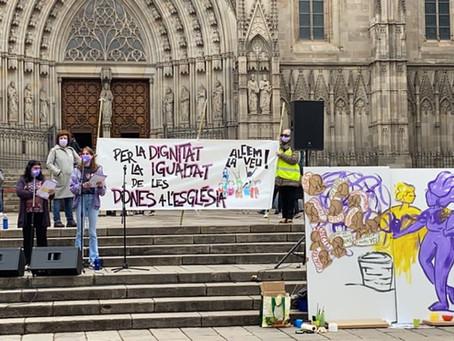 Alcem la veu a la Catedral de Barcelona