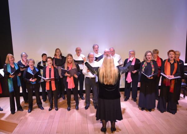 Choeur du Conservatoire d'Asnières