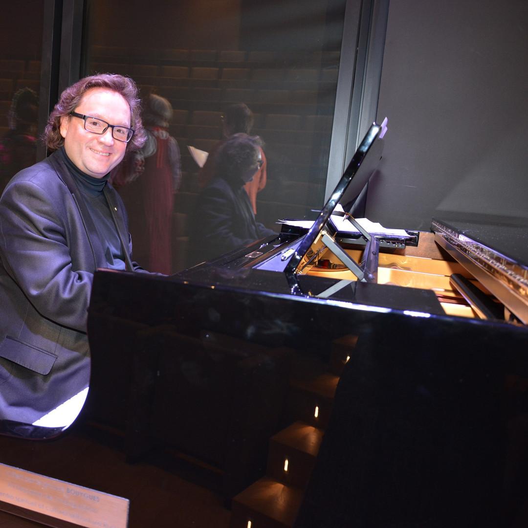 Andrei Chevtchouk au piano