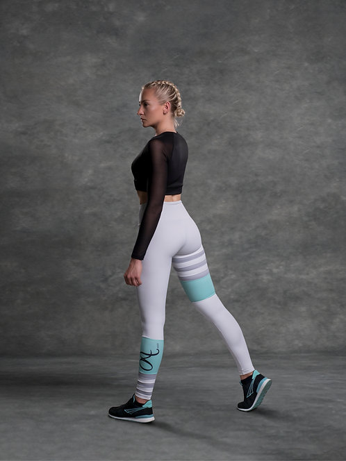 Emerge Legging | White