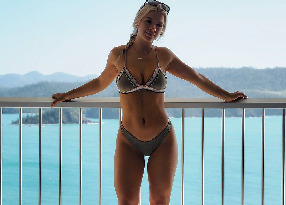 Grace Fit UK Fitness Influencer