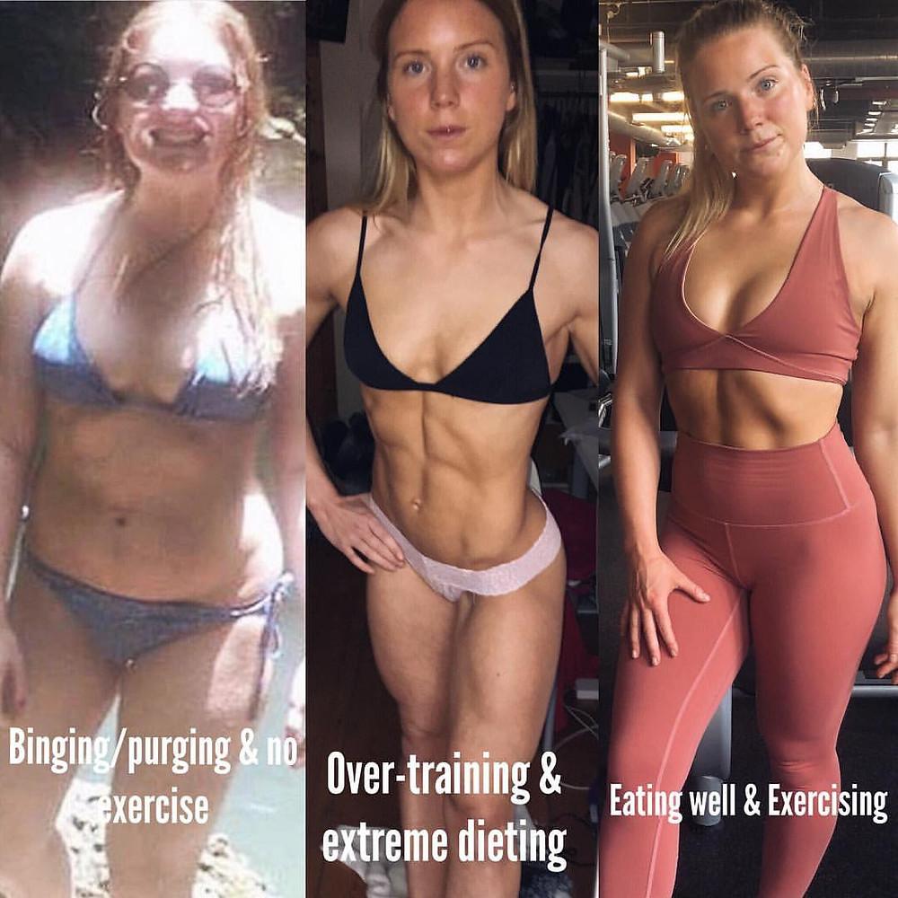Oenone Forbat Fitness Influencer