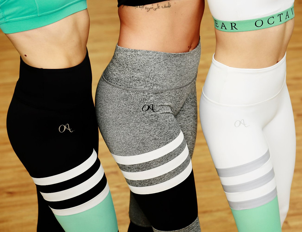 Squat proof leggings Octavia Activewear