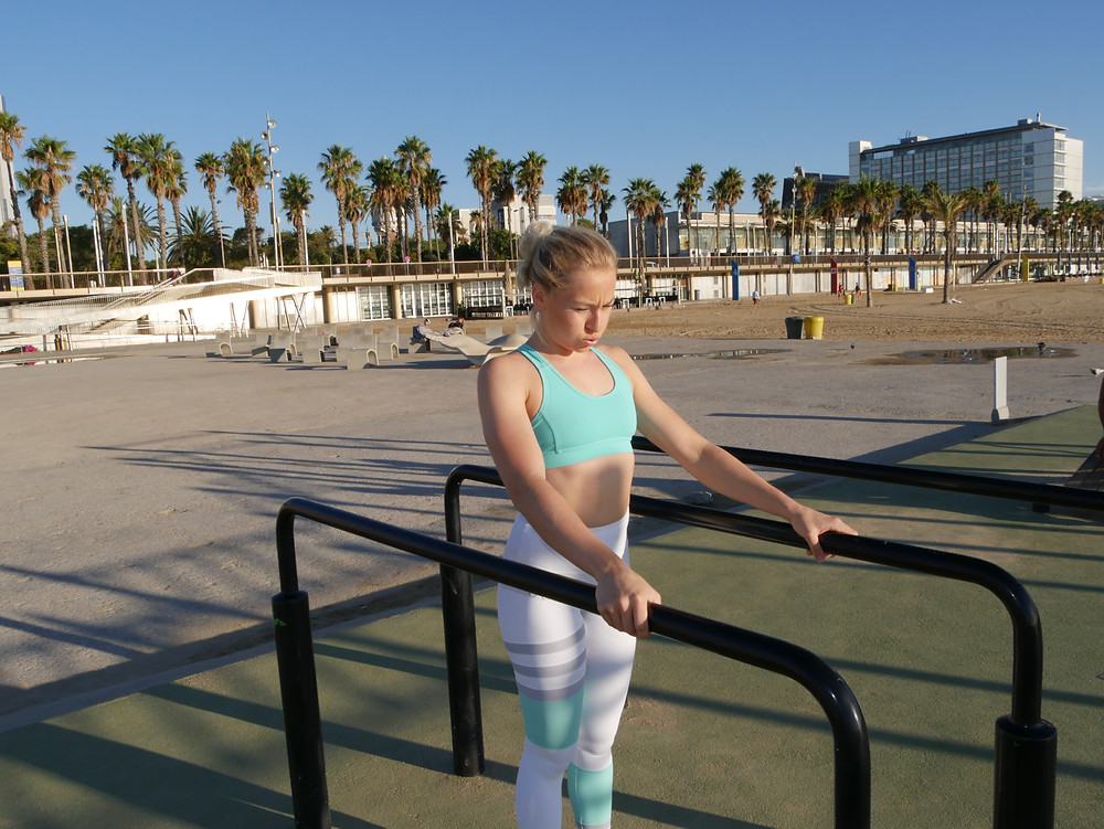 Octavia Activewear squat proof leggings