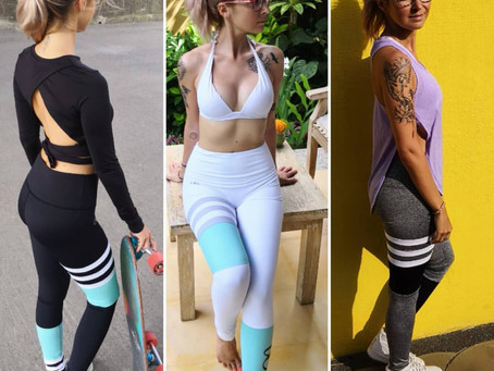 Octavia Activewear Review: @thegainsbook