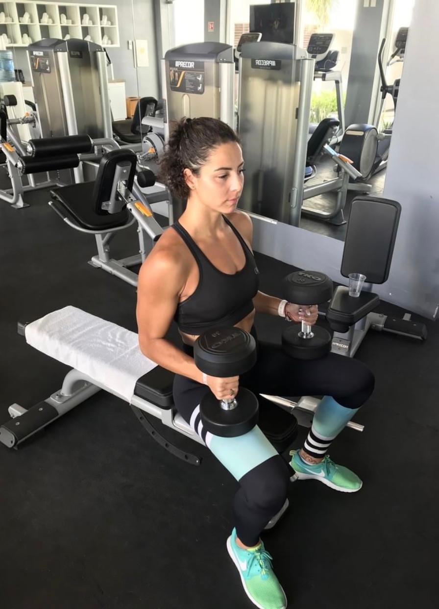Octavia Activewear gym leggings