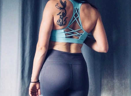 Why You Need | Luxe Crossback Sports Bra