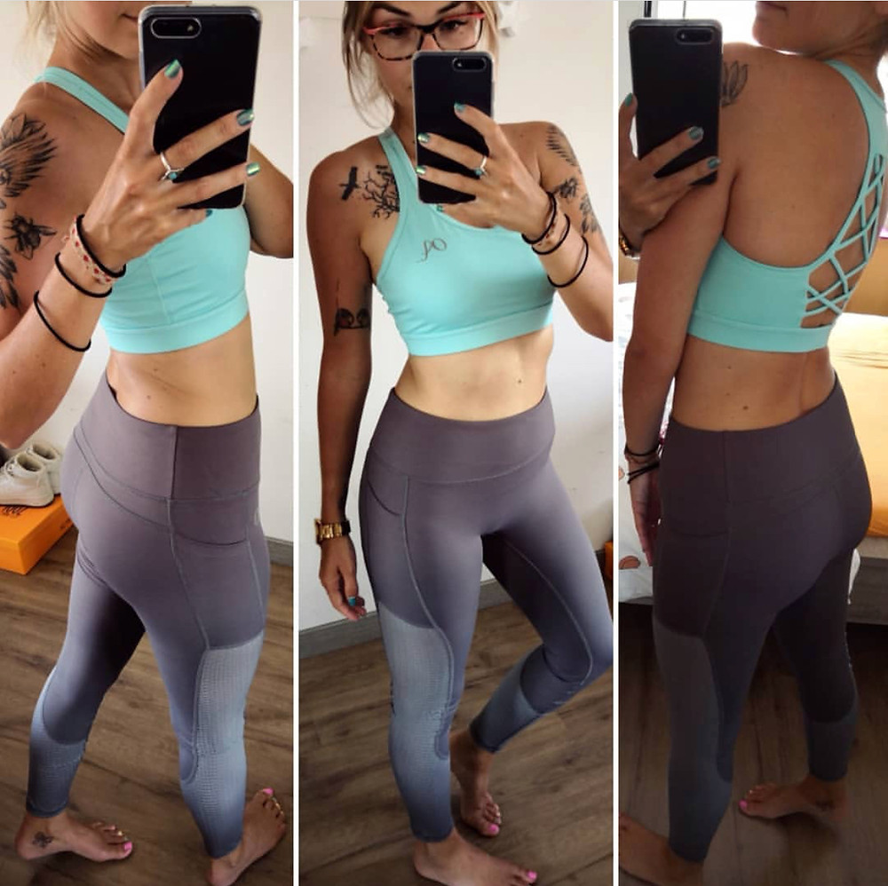 Octavia ACtivewear sweat proof leggings
