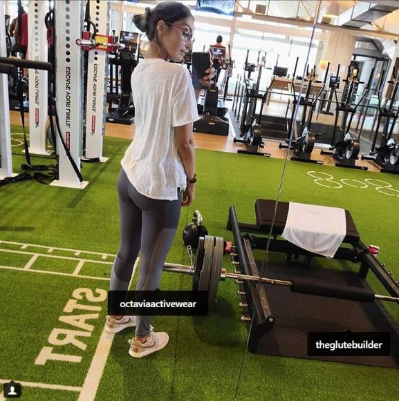 squat proof gym leggings
