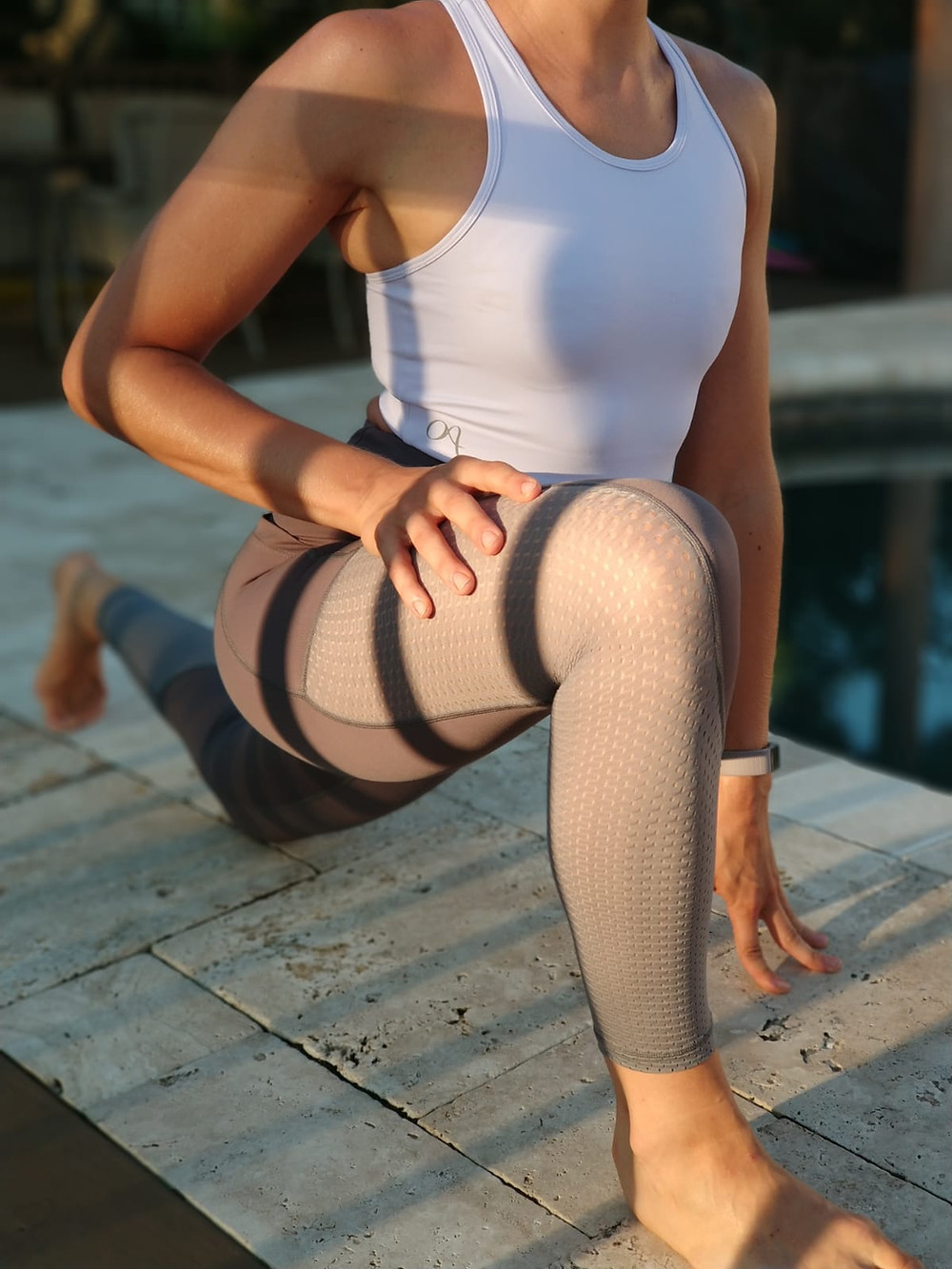 Gym leggings with pockets Octavia Activewear