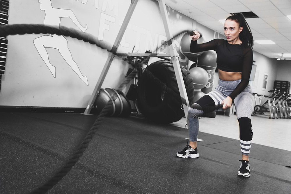sweat proof gym leggings