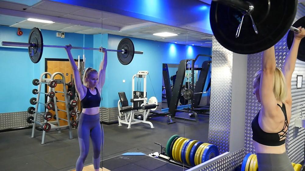 best gym leggings uk