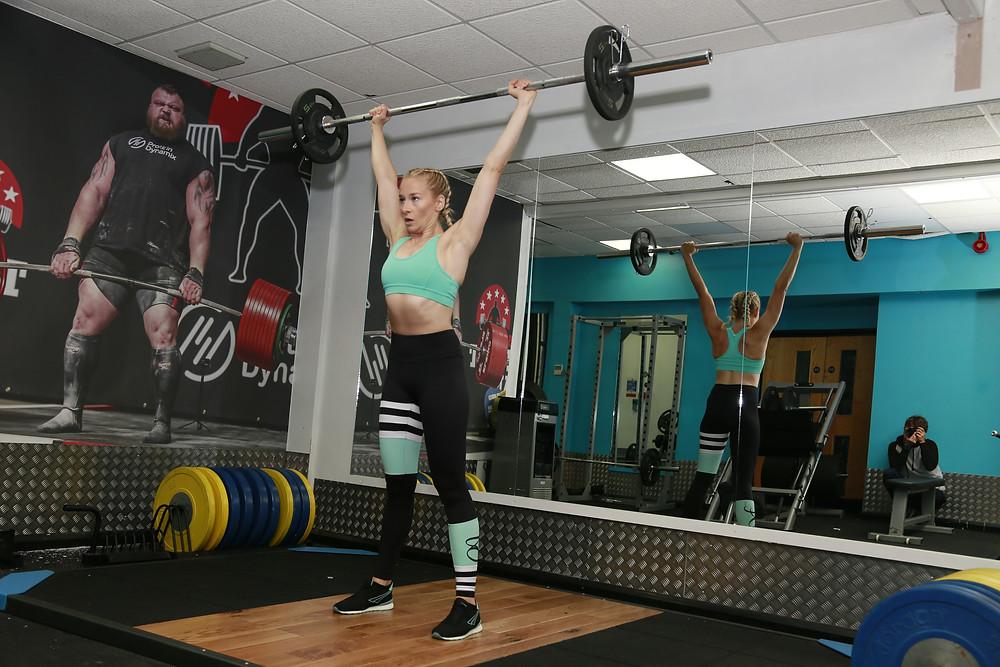 Octavia Activewear best gym leggings UK