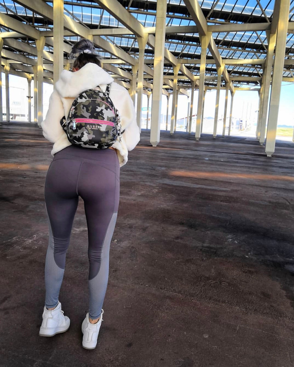 Squat proof gym leggings UK