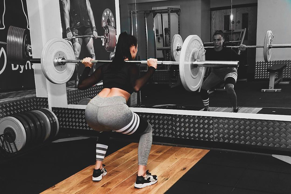 Squat proof gym leggings UK Octavia ACtivewear