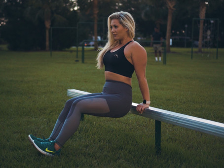 Sweat Proof Leggings | Octavia Activewear