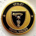 ROYAL MACES VFA27