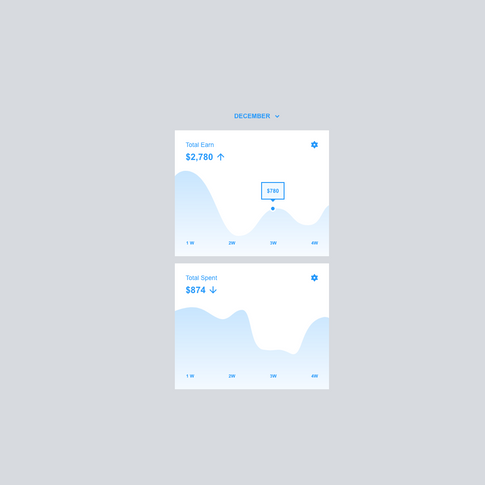UI Designs and Illustrations