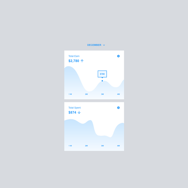 UI Designs and Illustrations