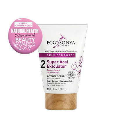 Eco Tan Super Acai Exfoliator 100ml