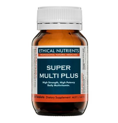 Ethical Nutrients Super Multi Plus 30 Capsules
