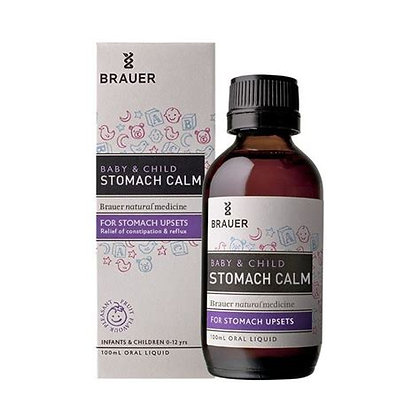 Brauer Baby and Child Stomach Calm 100ml